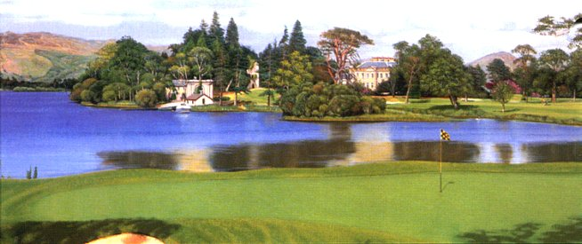 Loch Lomond Golf Club, Schottland